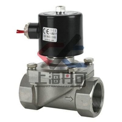 水用电磁阀厂家_电磁水阀价格-上海丹可图片